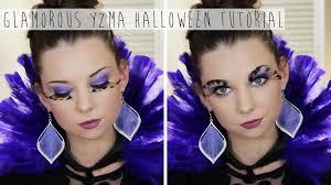Chi Chi Halloween Costume Yzma Emperors Groove Halloween Tutorial Diy Feather