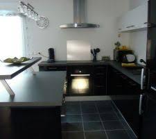 cuisine sol noir photos et idées cuisine sol gris foncé 2682 photos