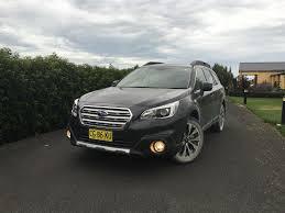 subaru outback convertible 2016 subaru outback review caradvice