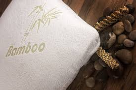 amazon com relax home life bamboo pillow with shredded memory