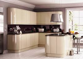 High Kitchen Cabinets Sleek High Gloss White Kitchen Cabinets U2014 Marissa Kay Home Ideas