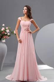 pink chiffon bridesmaid dresses fashionoah com