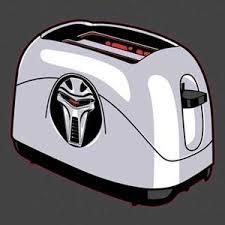 Toaster Battlestar Galactica Cylonic Battlestar Galactica Tees List Teenormous Com