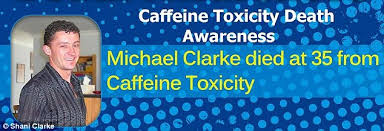 Hit The Floor Network - michael clark died from drinking four energy drinks daily daily