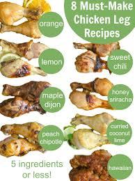 recette de cuisine all chili and chicken legs recette recette de semaine