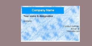 download top 35 free business card templates themescompany