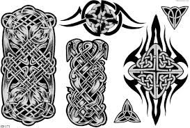 40 celtic tattoos for cool knots and complex best 25 celtic