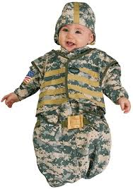 boys bunting soldier baby costume mr costumes
