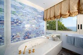 bathroom wall designs 24 mosaic bathroom ideas designs design trends premium psd