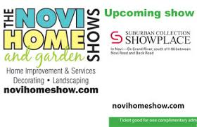 Home Design And Remodeling Show Discount Tickets Novi Home And Garden Shows
