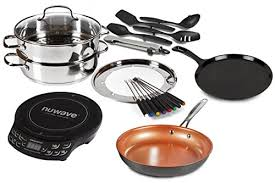 Non Stick Pan For Induction Cooktop Enjoy This Special Deal Buy The Portable Induction Cooktop Nuwave