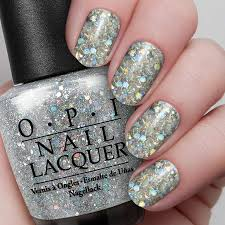 desperately seeking sequins nail lacquer opi