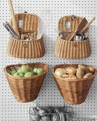 kitchen basket ideas 19 great diy kitchen organization ideas style motivation