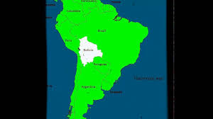 Map Of Bolivia South America by Alternate Future Of South America Episode 1 The Chilean Bolivian