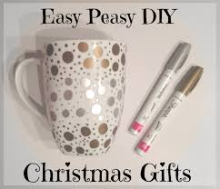 handmade christmas gifts for kids easy diy ideas 2014 edible mugs