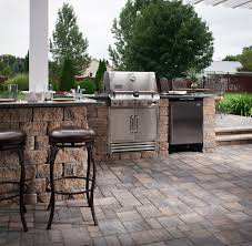 Outdoor Grill Ideas by Outdoor Barbecue Islands Design Ideas Tips Install It Direct