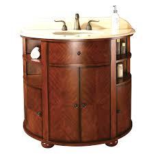 60 single sink carrara white marble top bathroom vanity cabinet