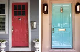 home doors how to give your front door a high gloss painted shine hartford