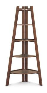 Espresso Corner Bookshelf Top 22 Ladder Bookcase And Bookshelf Collection For Your Interiors
