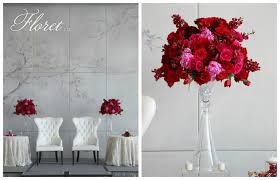 wedding flowers toronto sophisticated ruby wedding at the four seasons toronto floret