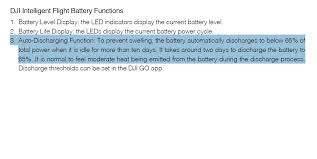 how do the batteries discharge themselves dji phantom drone forum