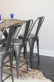 Restoration Hardware Madeline Chair Review Bar Stools Drum Chandelier Kitchen Banquette With Round Table