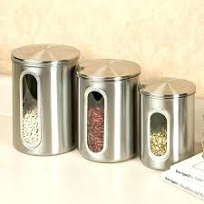 modern kitchen canisters farmhouse kitchen canisters narrg com