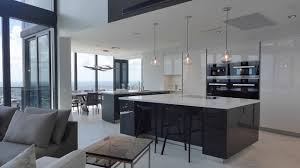 Porsche Design Kitchen by Porsche Tower 18555 Collins Avenue 5403 Sunny Isles Beach