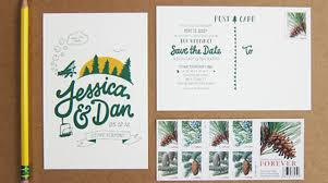 Save The Date Destination Wedding Save The Date Postcard Designs Pacq Co