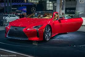 lexus supercar hybrid lexus is betting its future on these cars greenwichtime