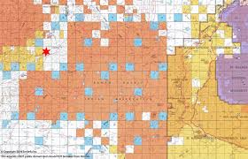 Arizona Blm Map by 1 4 Acres Land In Candy Kitchen Nm Smile4uinc Com
