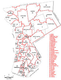 map of westchester county ny westchester county new york area info