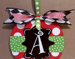 personalized door hangers and more for all by theredwoodbarn