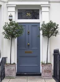 Painting Exterior Doors Ideas Decorations Gray Front Door Color Idea Ideas For Painting Front