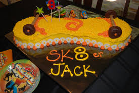 Skateboard Decorating Ideas Little Birthday Cakes Cake Decoration And Design Ideas Part 11