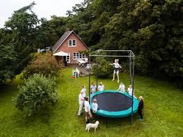 jumpxfun press room transform your ordinary trampoline into a
