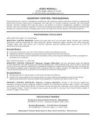 Warehouse Job Description Resume Sample by Inventory Specialist Job Description Resume Free Resume Example