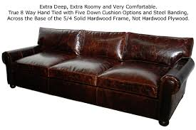 Restoration Hardware Leather Sofas Casco Bay Furniture Review A Discussion Of The Coveted Brompton