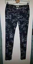 Mudd Skinny Jeans Mudd Slim Skinny Cotton Blend Black U0026 Gray Jeans For Women Ebay