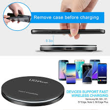 amazon com ugpine type c wireless charger qi wireless charging