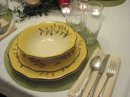 tuscan style dinnerware set house decorations and furniture nice