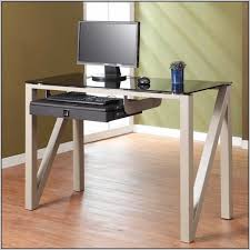 Small Computer Desk Wood Computer Desk For Small Spaces Diy Desk Made With All 1x Boards