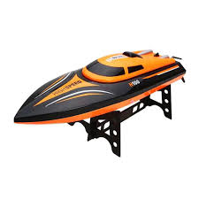 skytech h100 25km h 2 4ghz 4 ch electric rc speed racing boat ship toy