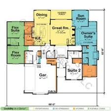 ranch house plans with 2 master suites master suite floor plans two master bedrooms hwbdo59035