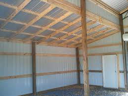 How To Build A Pole Shed Roof by Custom Metal Solutions Pole Barns