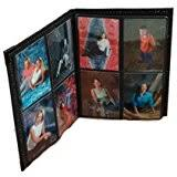 wallet photo album photo album 2 5 x3 5 holds 48 wallets or gift cards