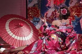 online get cheap japanese geisha painting aliexpress com