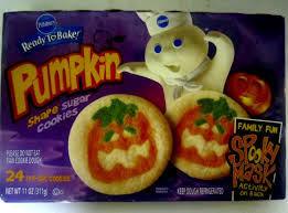 the holidaze pillsbury halloween cookies