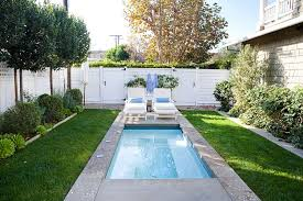 Tiny Pool | 23 small pool ideas to turn backyards into relaxing retreats