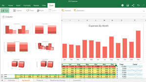 Bill Spreadsheet App Spreadsheet Editing On The Run With Excel For Android Android